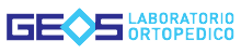 Laboratorio Ortopedico GEOS Logo